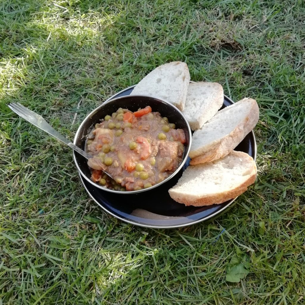 Picture of van can stew