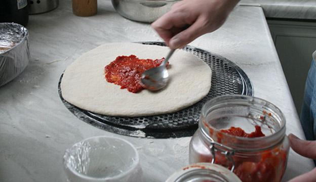 Add tomato puree