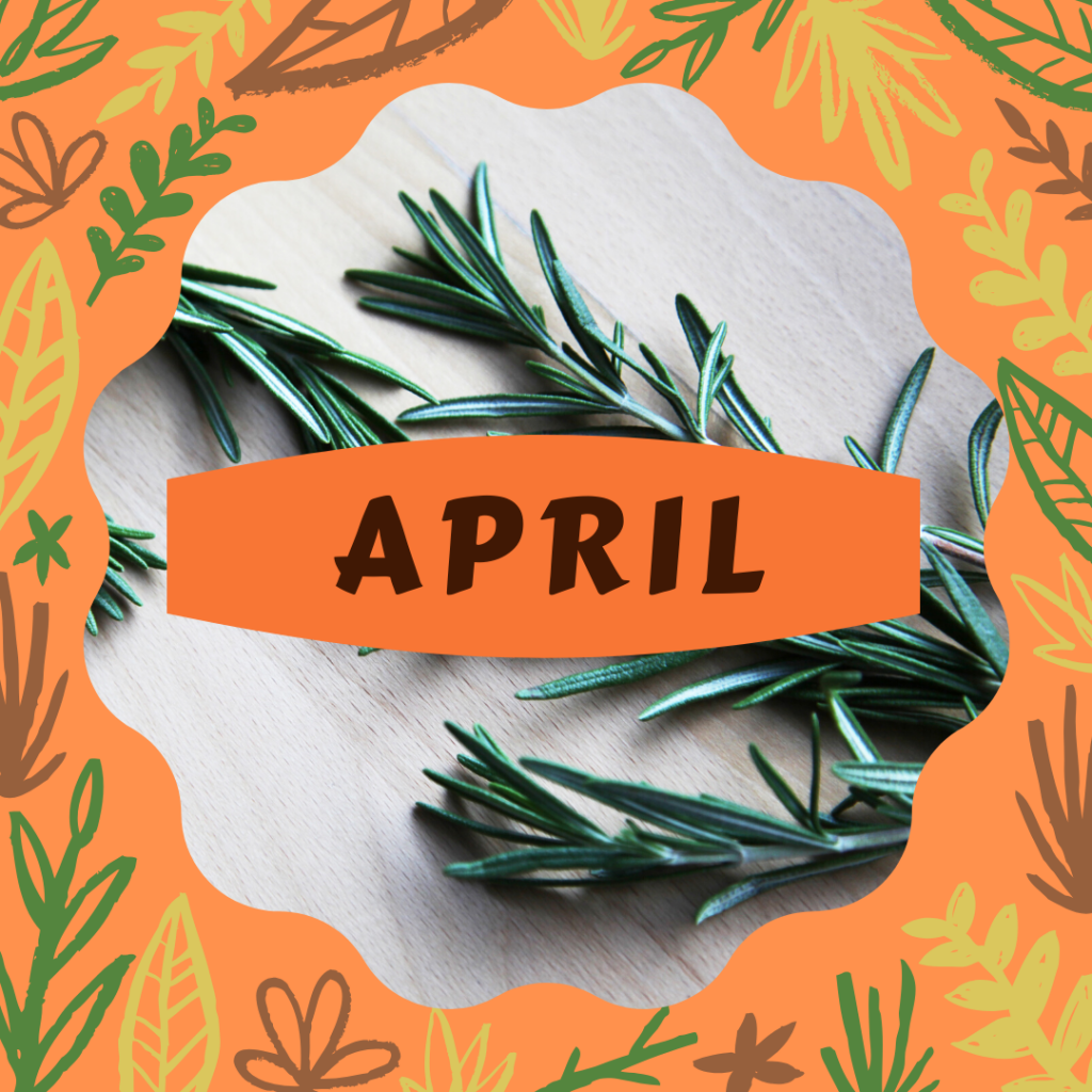 In Season April
